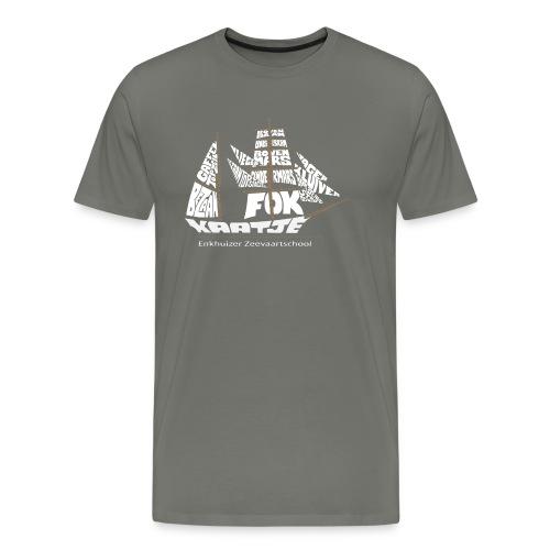 EZS T shirt 2013 Back - Mannen Premium T-shirt