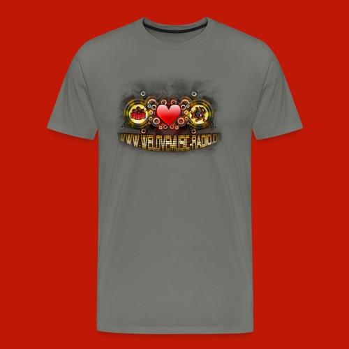 wlm-logo gross - Männer Premium T-Shirt