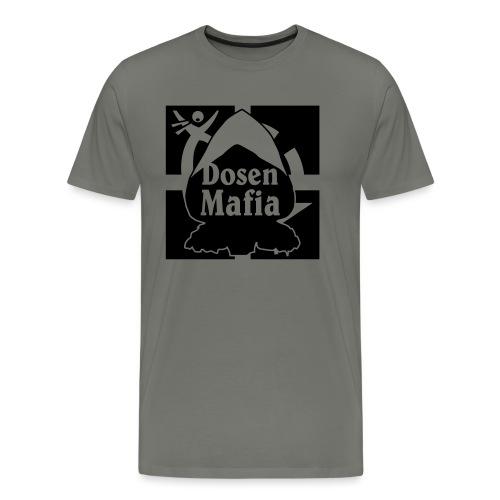 DosenMafia Logo Pfad - Männer Premium T-Shirt