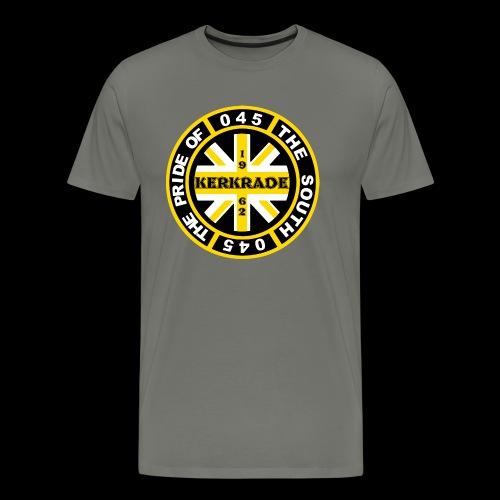 kerkrde1962 png - Mannen Premium T-shirt