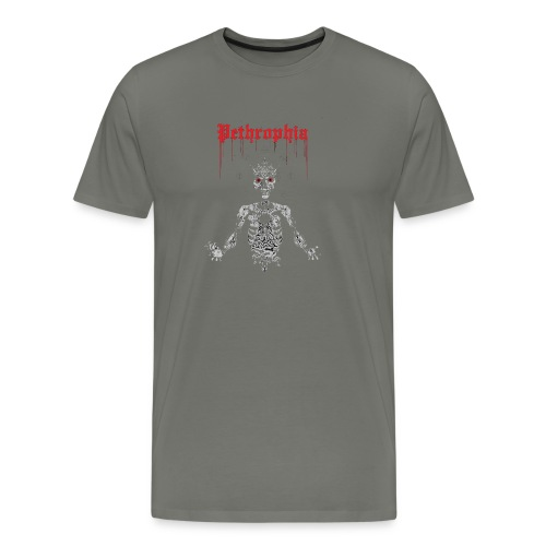 Pethrophia Skeleton - Men's Premium T-Shirt