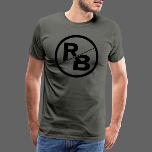 RONNY BRUNSON-LOGO.png - Männer Premium T-Shirt