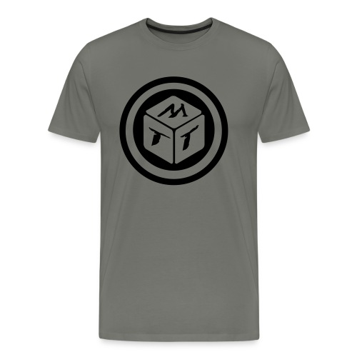 mb logo klein - Männer Premium T-Shirt