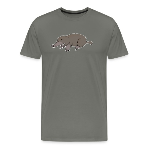 Taupe 01 - T-shirt Premium Homme