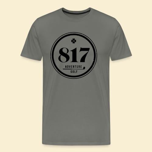 817 Adventure Golf Rucksack - Männer Premium T-Shirt