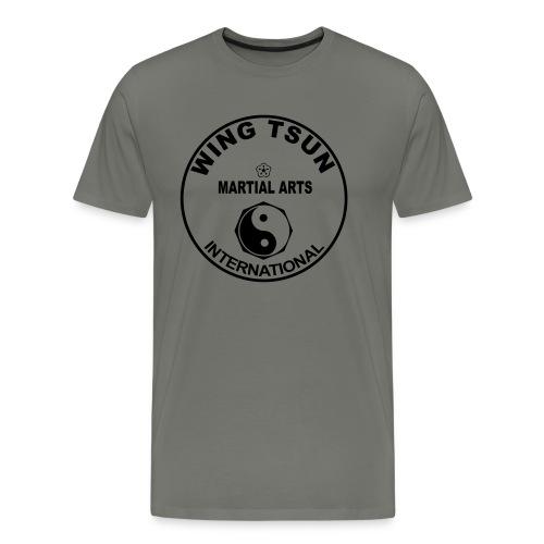 Wing Tsun - Männer Premium T-Shirt