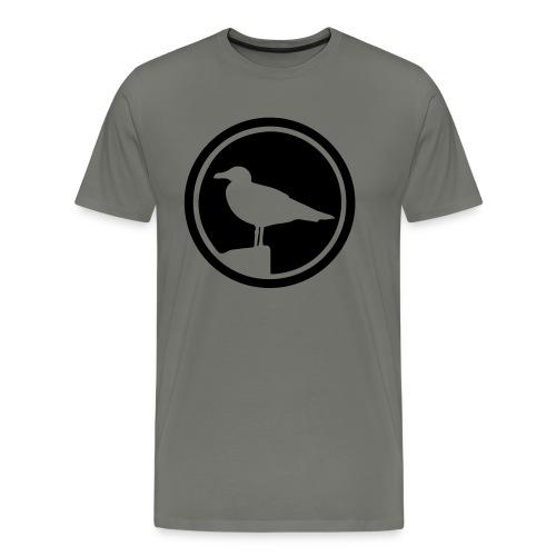 Möwe - Männer Premium T-Shirt
