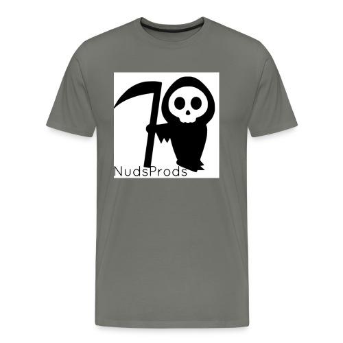 NudsProdsMerch - Mannen Premium T-shirt