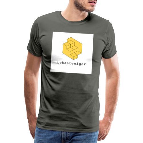 Lekasteniger - Männer Premium T-Shirt