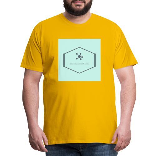 Ich bin nicht so dumm wie du aussiehst - Männer Premium T-Shirt