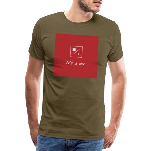 It's a me - Männer Premium T-Shirt