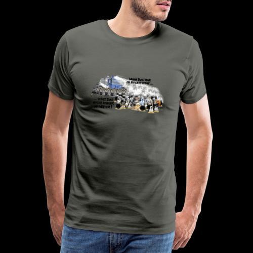 tux demo - Männer Premium T-Shirt