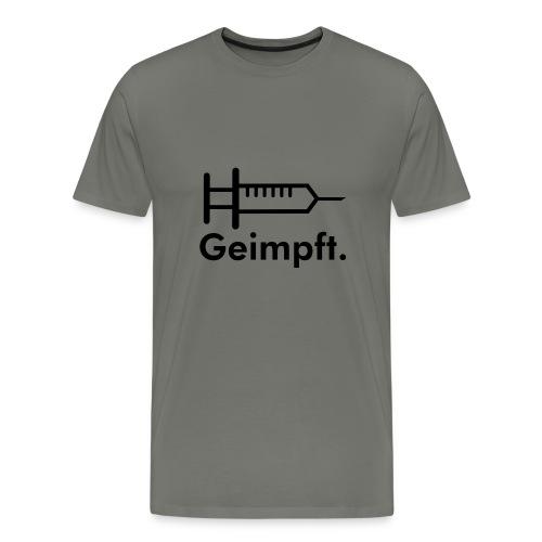 injection01 - Männer Premium T-Shirt