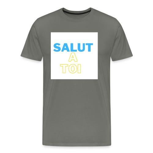 salut 1 - T-shirt Premium Homme