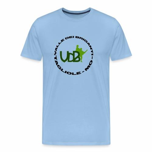 VdB Circle - Maglietta Premium da uomo