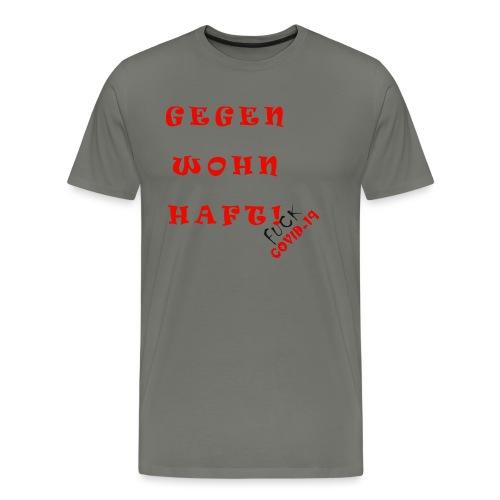 Fight COVID-19 #20 - Männer Premium T-Shirt