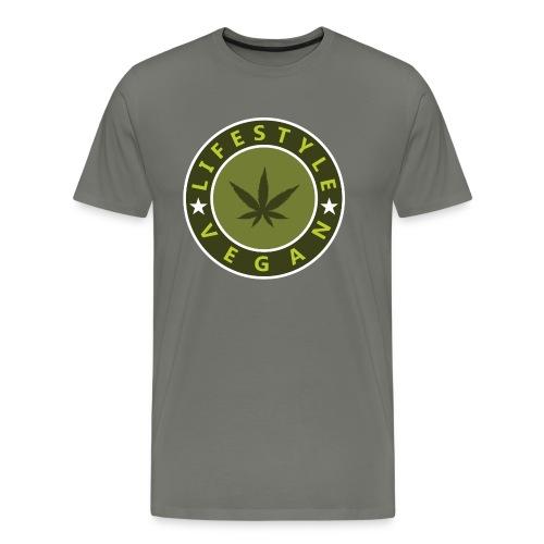lifestyle vegan - T-shirt Premium Homme