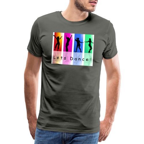 * Let's Dance - Party - Musik * - Männer Premium T-Shirt