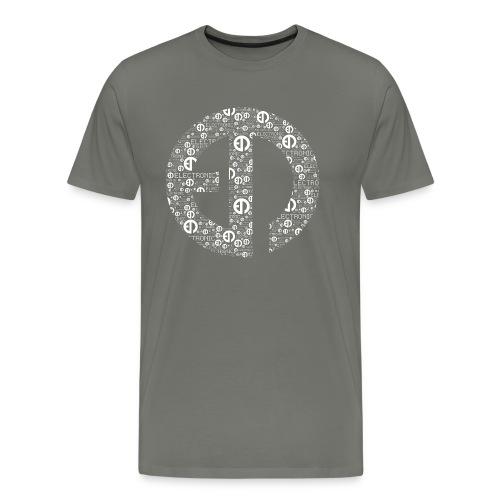 epmtshirtdesignfinalwhite - Men's Premium T-Shirt