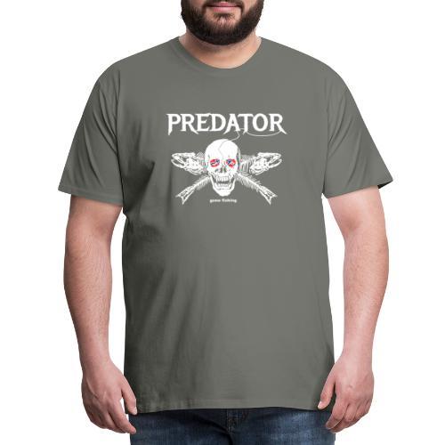 gone fishing norge - Männer Premium T-Shirt