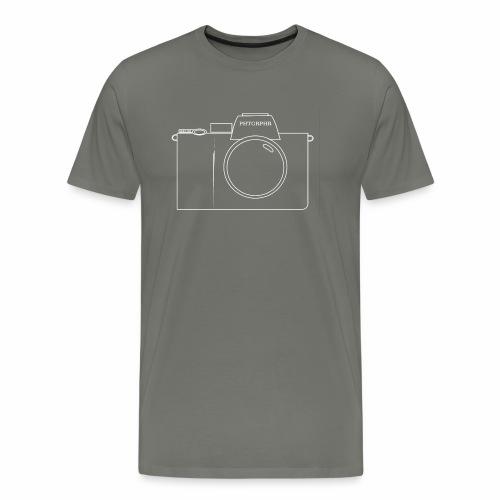 Mirrorless Cam - Männer Premium T-Shirt