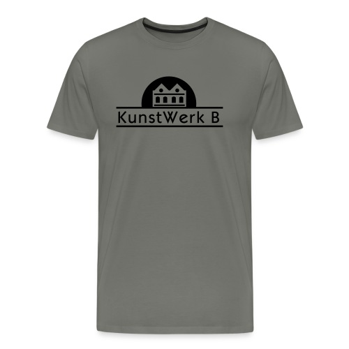 logo kwb dicker - Männer Premium T-Shirt