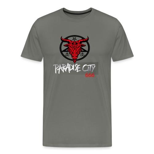 satan city - T-shirt Premium Homme