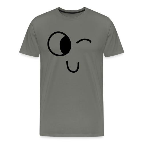 Jasmine's Wink - Men's Premium T-Shirt