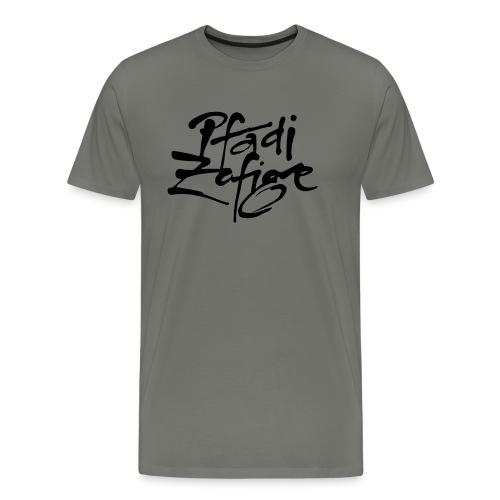 pfadi zofige - Männer Premium T-Shirt