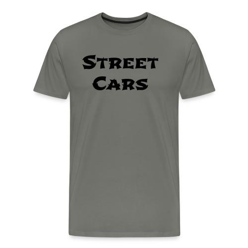 Street Cars 2 - Mannen Premium T-shirt