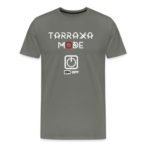 Tar Mode White png - Men's Premium T-Shirt