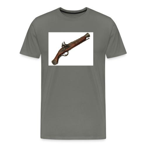 Pistola - Camiseta premium hombre