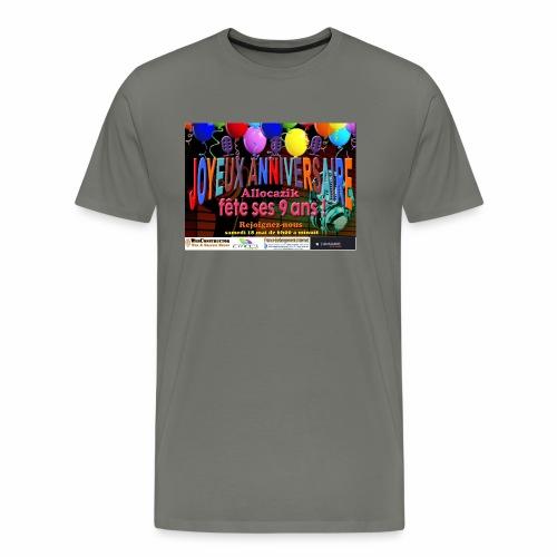 anniversaire 9ans - T-shirt Premium Homme