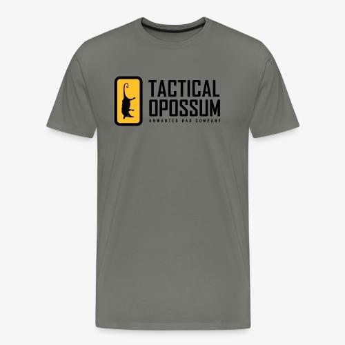 TACTICAL OPOSSUM FLAG - Maglietta Premium da uomo