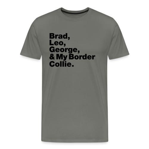 & My Border Collie - T-shirt Premium Homme