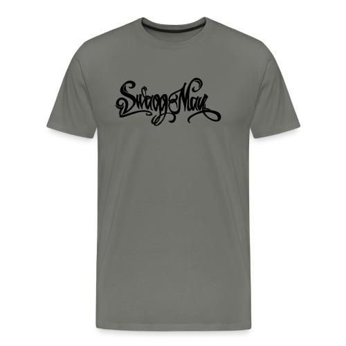 Swagg Man logo - T-shirt Premium Homme