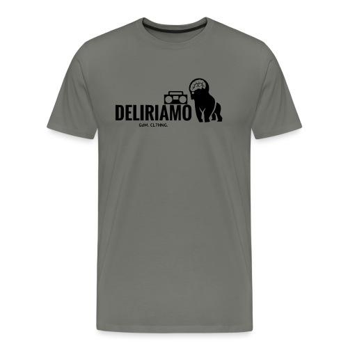 DELIRIAMO CLOTHING (GdM01) - Maglietta Premium da uomo