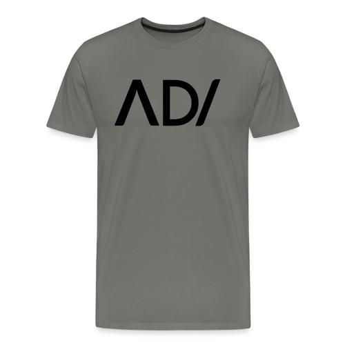 Anpassa AD / logo - Premium-T-shirt herr