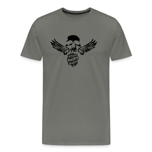 Ride for Live - Männer Premium T-Shirt