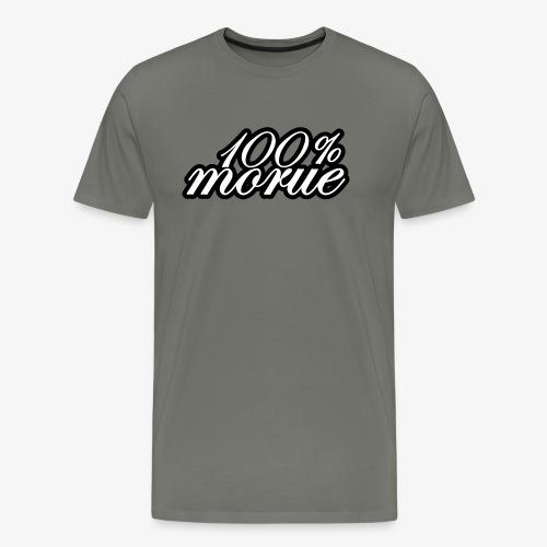 100% morue - T-shirt Premium Homme