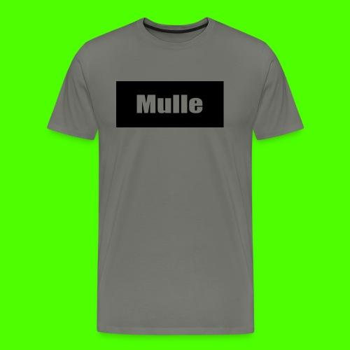 Sweatshirts - Herre premium T-shirt
