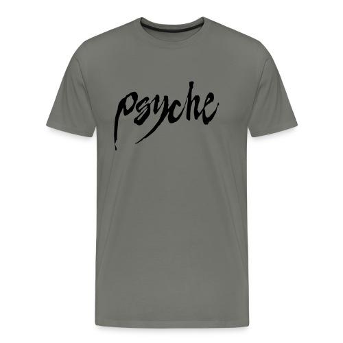 Psyche Logo - High Quality - Men's Premium T-Shirt