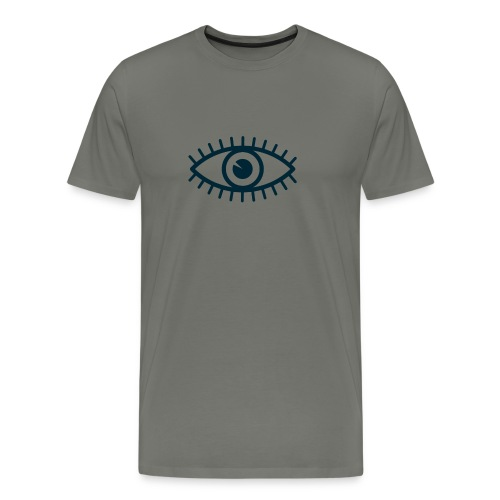 The all seeing eye - Männer Premium T-Shirt