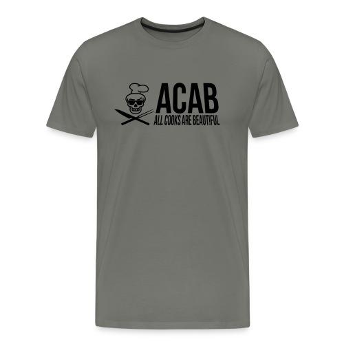 acablang - Männer Premium T-Shirt