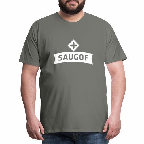 saugof - Männer Premium T-Shirt
