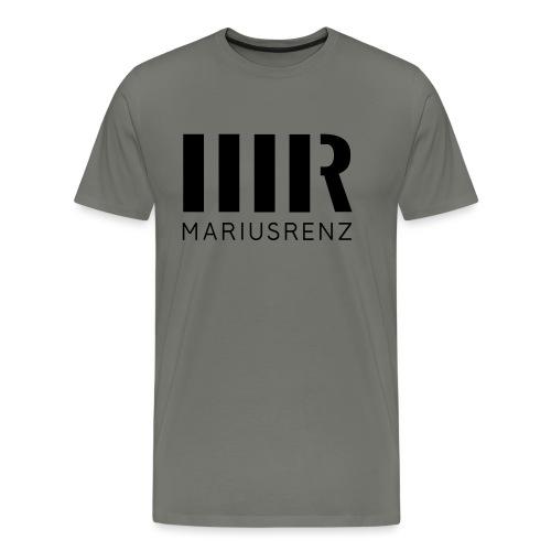 MARIUSRENZLOGO - Männer Premium T-Shirt