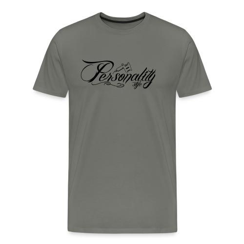 personality1 - Männer Premium T-Shirt