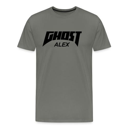 ghost alex - Männer Premium T-Shirt