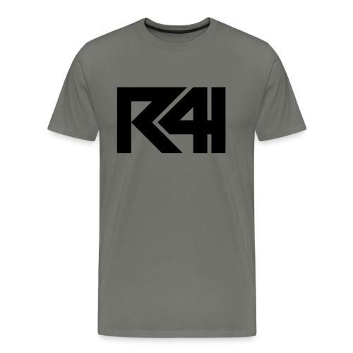 Ready 4 Impact ONLYLOGO - Mannen Premium T-shirt