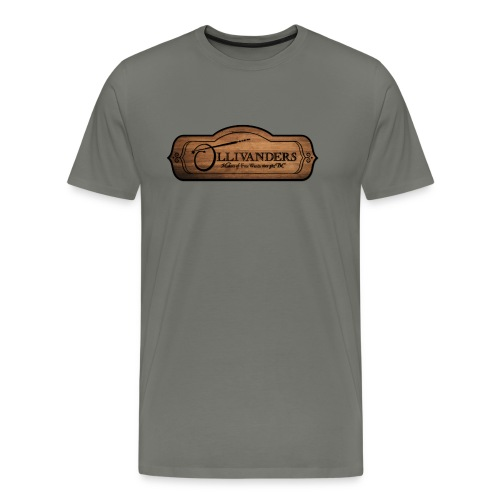 ollivanders sign - T-shirt Premium Homme
